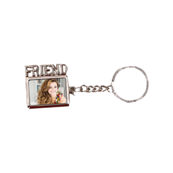 Sublimation Friend Keychain